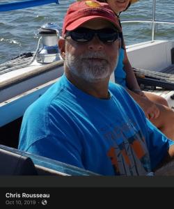 captain chris rousseau grapevine lake sailing club